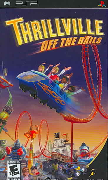 PSP - Thrillville: Off the Rails