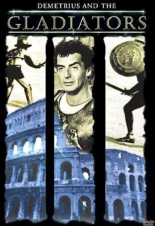 Demetrius & The Gladiators (DVD)