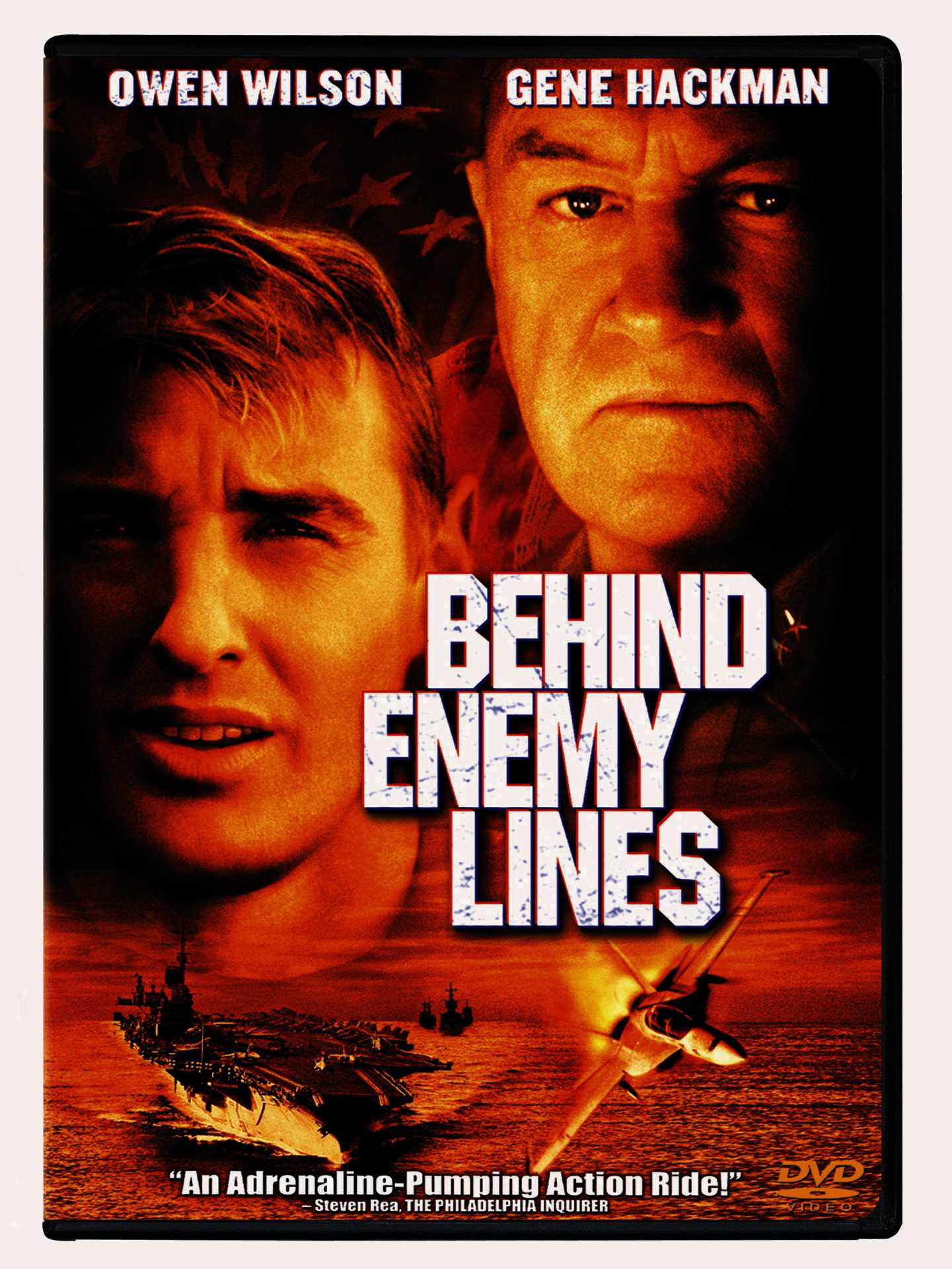 Behind Enemy Lines - Includes Spanish Dubbed Version (DVD)