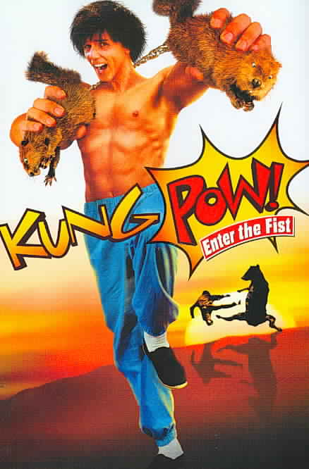 Kung Pow: Enter The Fist (DVD)