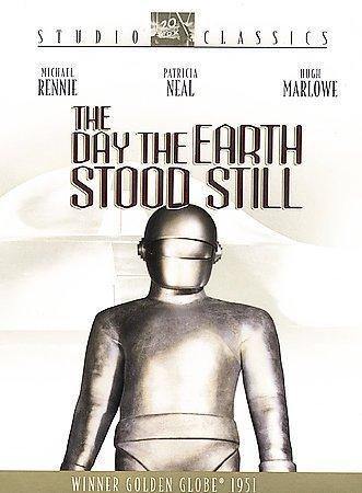 Day The Earth Stood Still (DVD)