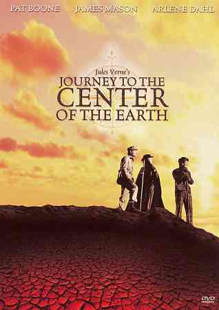Journey To The Center Of The Earth (DVD)