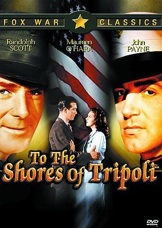 To The Shores Of Tripoli (DVD)
