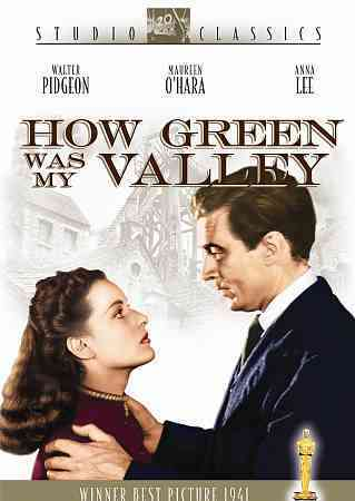 How Green Was My Valley (DVD)