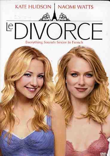 Le Divorce (DVD)