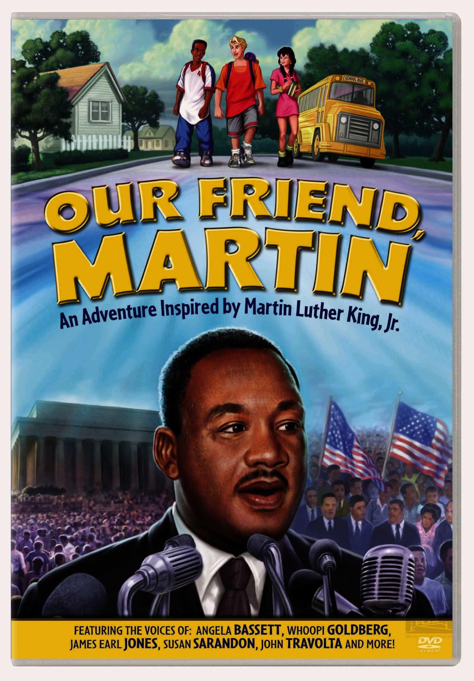 Our Friend, Martin (DVD)