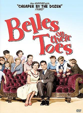 Belles On Their Toes (DVD)