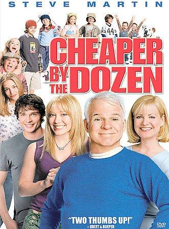 Cheaper By The Dozen (DVD) - Thumbnail 0