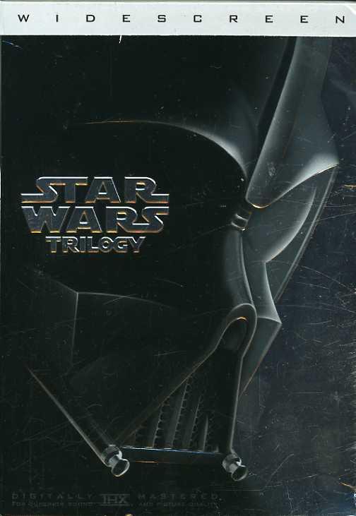 Star Wars Trilogy (WS/DVD)