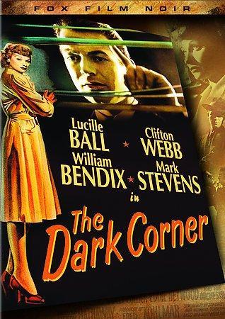 The Dark Corner (DVD)