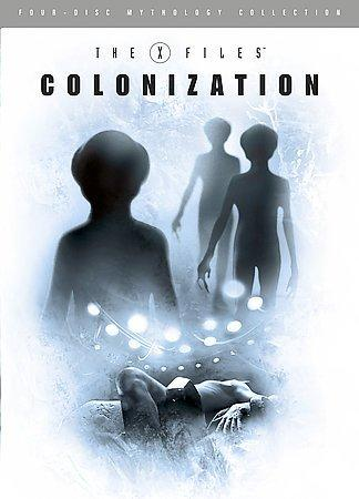 X-Files Mythology Vol. 3: Colonization (DVD)