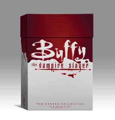 Buffy The Vampire Slayer - Complete Series Collection (DVD)
