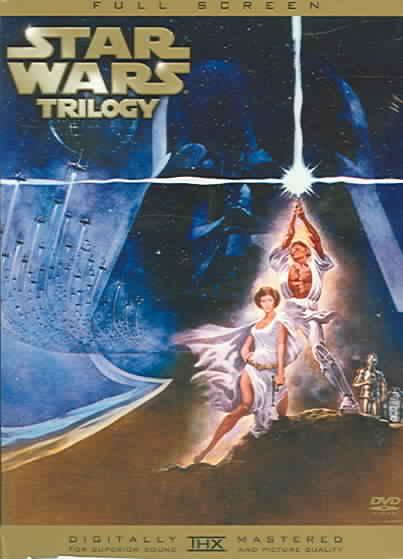 Star Wars Trilogy - Limited Edition (FS/DVD)
