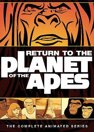 Return To Planet Of The Apes (DVD)