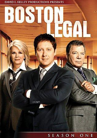Boston Legal: Season 1 (DVD)