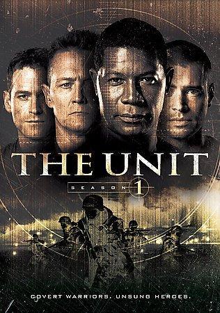 The Unit: Season 1 (DVD)