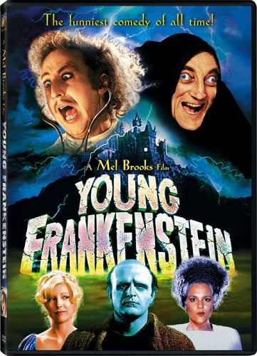 Young Frankenstein (DVD) - Thumbnail 0