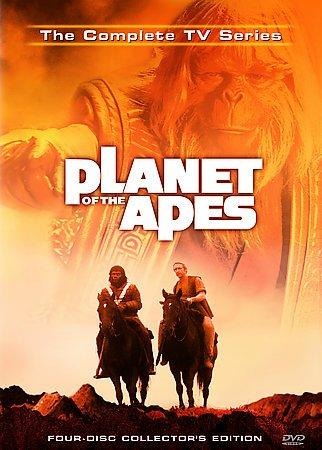 Planet Of The Apes: Complete Series (DVD)