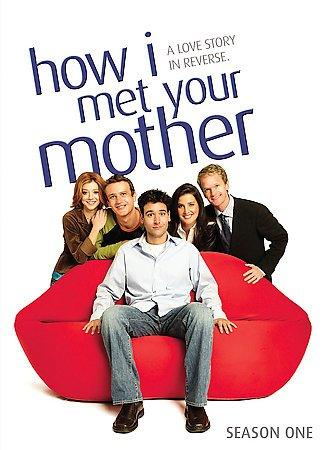 How I Met Your Mother: Season 1 (DVD) - Thumbnail 0