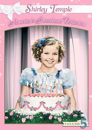 Shirley Temple Collection Vol. 5 (DVD)
