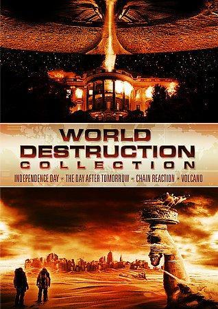 World Destruction Box Set (DVD)