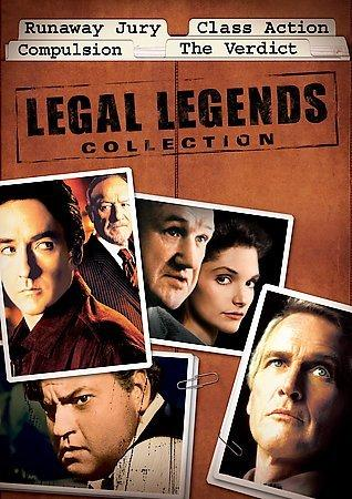 Legal Legends Collection Box Set (DVD)