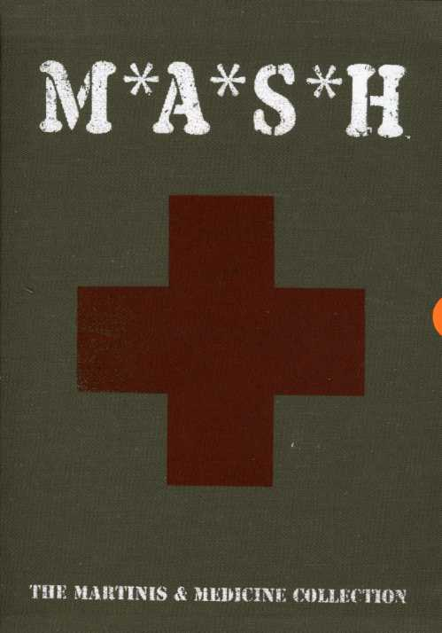 MASH: Martinis & Medicine Collection (DVD)
