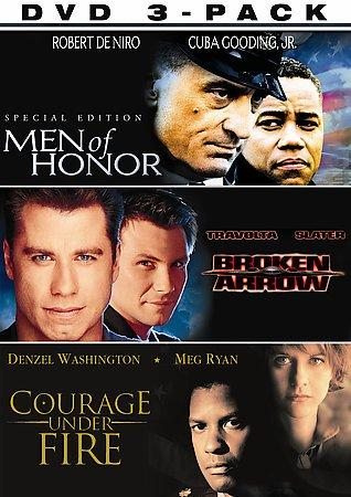 Broken Honor 3-Pack (DVD)