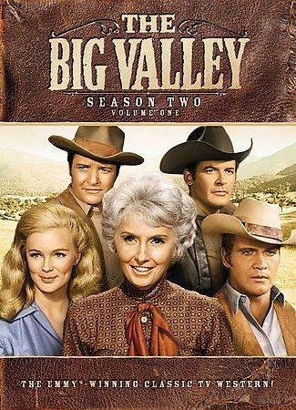Big Valley: Season 2 Vol. 1 (DVD)