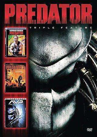 Predator Triple Feature (DVD)