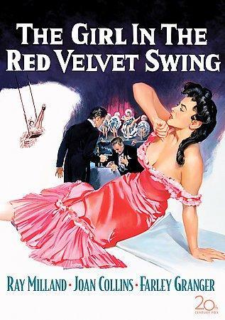 The Girl In The Red Velvet Swing (DVD)