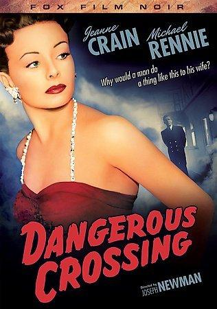 Dangerous Crossing (DVD)