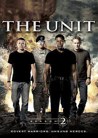 The Unit: Season 2 (DVD)