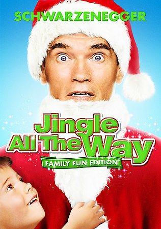 Jingle All The Way Family Fun Edition (DVD)