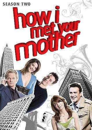 How I Met Your Mother: Season 2 (DVD)