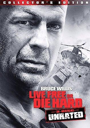 Live Free Or Die Hard (DVD)