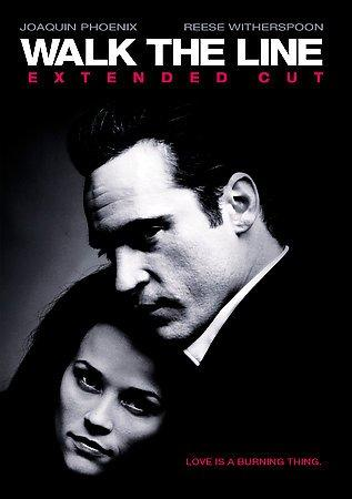 Walk The Line Extended Cut (DVD)