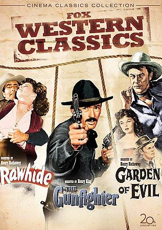 Fox Classic Westerns Collection (DVD)