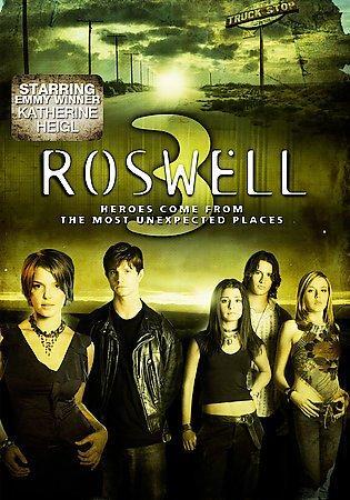 Roswell: Season 3 (DVD)
