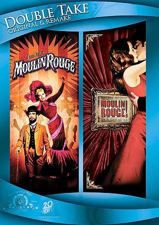 Moulin Rouge '52/Moulin Rouge '01 (DVD)