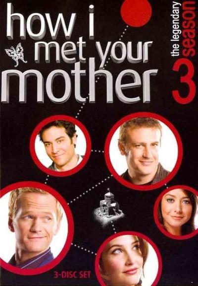 How I Met Your Mother: Season 3 (DVD)