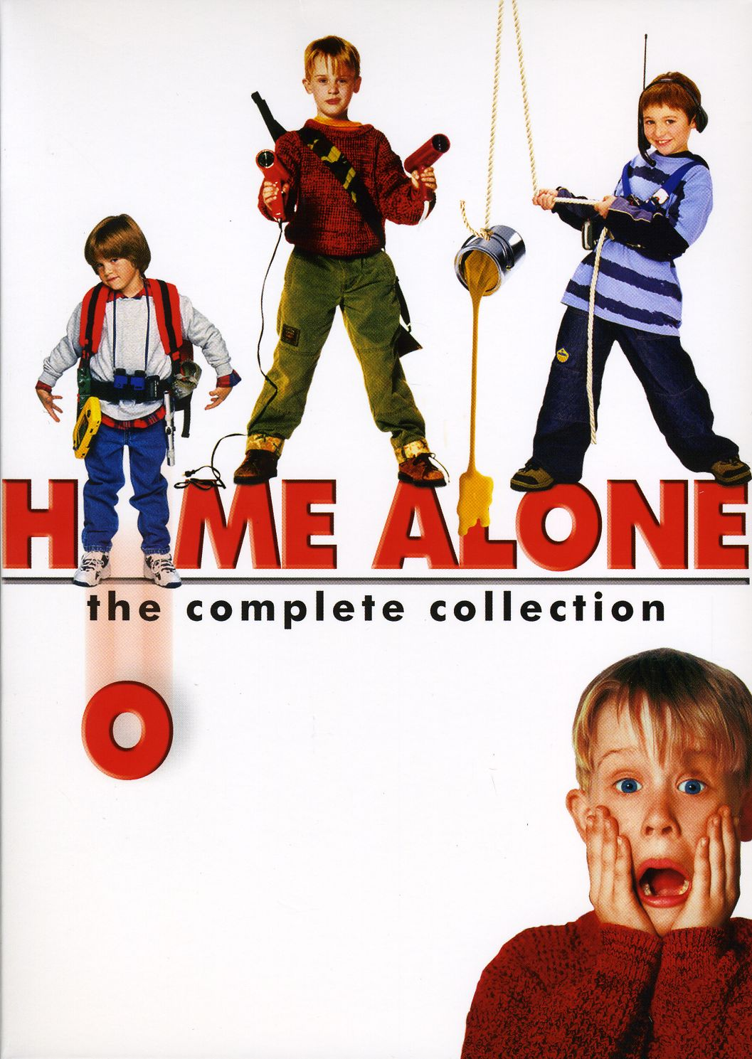 Home Alone Complete Collection (DVD)