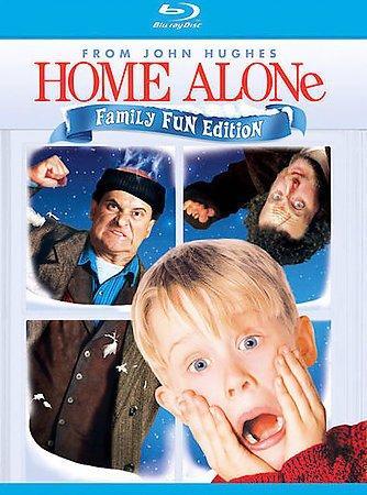 Home Alone (Blu-ray Disc)