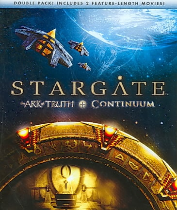 Stargate: The Ark Of Truth/Stargate: Continuum (Blu-ray Disc)