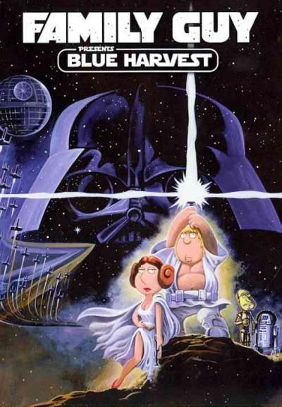 Family Guy: Blue Harvest (DVD)