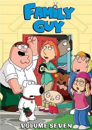 Family Guy Vol. 7 (DVD)