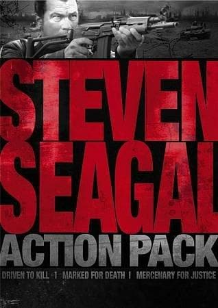 Steven Seagal Action Pack (DVD)