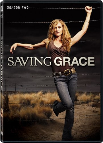 Saving Grace: Season 2 (DVD)