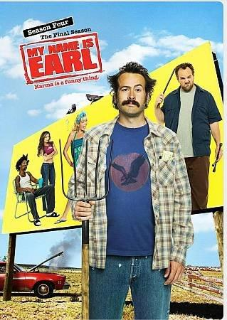 My Name Is Earl: Season 4 (DVD)