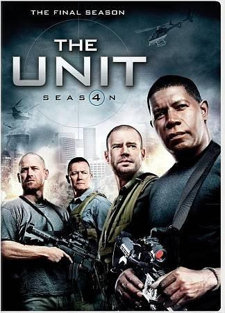 The Unit: Season 4 (DVD)